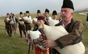 musique bulgare-
